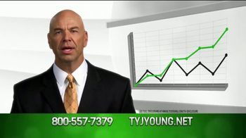 Ty J. Young TV Spot, 'Never Lose Money' - Thumbnail 5