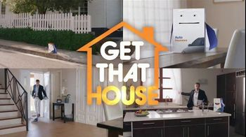 Progressive TV Spot, \'Get That House\'