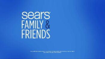 Sears Family & Friends Event TV Spot, 'Get Even More' - Thumbnail 8