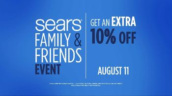 Sears Family & Friends Event TV Spot, 'Get Even More' - Thumbnail 9