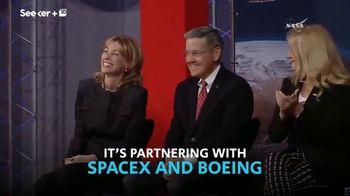 Seeker TV Spot, 'First NASA Commercial Flight' - Thumbnail 4