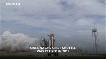 Seeker TV Spot, 'First NASA Commercial Flight' - Thumbnail 6