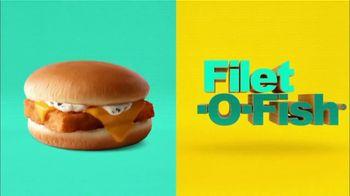 McDonald's 2 for $5 Mix & Match Deal TV Spot, 'Mix Your Choice' - Thumbnail 3