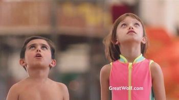 Great Wolf Lodge TV Spot, 'First'