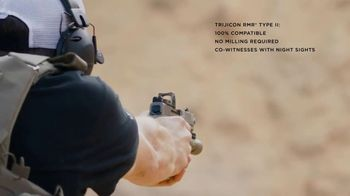 FN America FN 509 Tactical TV Spot, 'Set Your Sights on a FN 509 Tactical' - Thumbnail 8