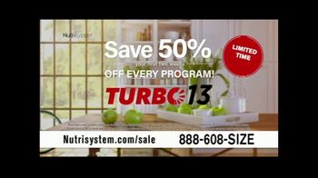 Nutrisystem Back to School Sale TV Spot, 'Save on First Two Weeks' - Thumbnail 8