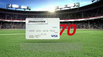 Bridgestone TV Spot, 'Pep Talk: Prepaid Card' - Thumbnail 9