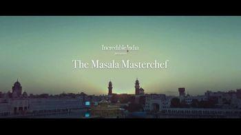 Incredible India TV Spot, 'The Masala Masterchef' - Thumbnail 2