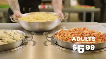 Peter Piper Pizza Lunch Buffet TV Spot, 'Even Better With Pasta' - Thumbnail 7