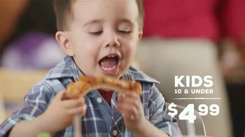 Peter Piper Pizza Lunch Buffet TV Spot, 'Even Better With Pasta' - Thumbnail 8