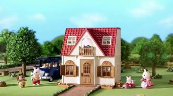 Calico Critters Red Roof Cozy Cottage Starter Home TV Spot, 'Disney Channel: Home' - Thumbnail 1