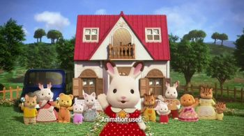 Calico Critters Red Roof Cozy Cottage Starter Home TV Spot, 'Disney Channel: Home' - Thumbnail 7