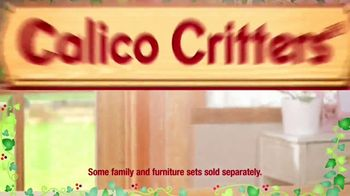 Calico Critters Red Roof Cozy Cottage Starter Home TV Spot, 'Disney Channel: Home' - Thumbnail 8