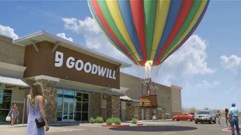 Goodwill TV Spot, 'Hot Air Balloon' - Thumbnail 7
