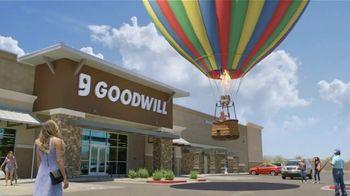 Goodwill TV Spot, 'Hot Air Balloon' - Thumbnail 8