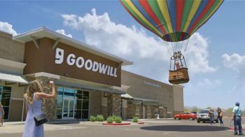 Goodwill TV Spot, 'Hot Air Balloon'