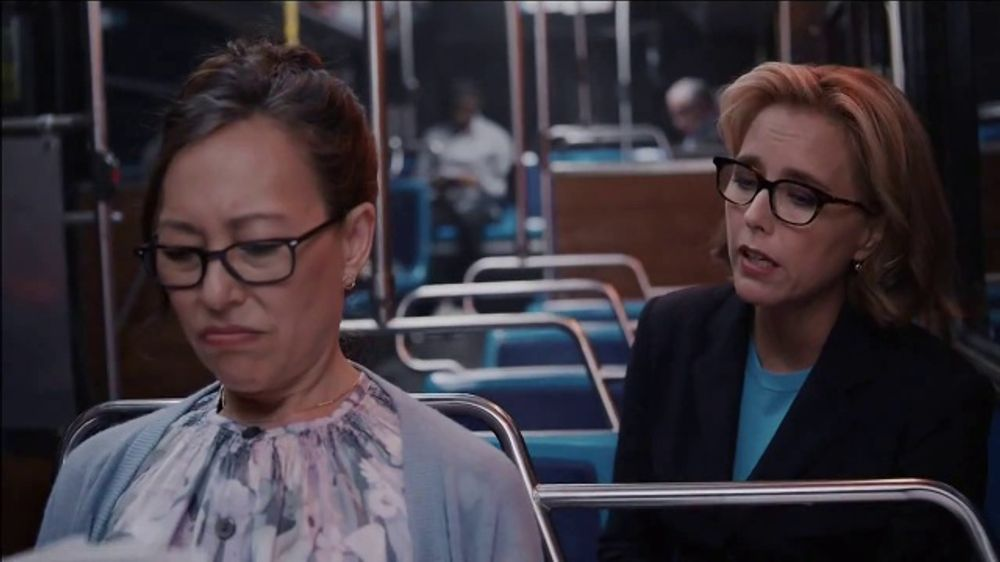 Anthem Medicare TV Commercial, 'Bus' Featuring Téa Leoni - Video