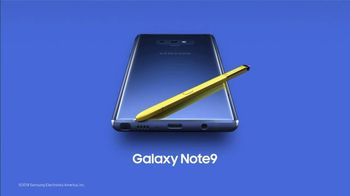Samsung Galaxy Note9 TV Spot, 'Powerful S Pen: Pre-Order' Song by LSD - Thumbnail 8