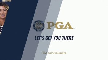 PGA TV Spot, 'PGA Professionals' Featuring Justin Thomas - Thumbnail 10