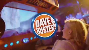 Dave and Buster's Super Power Card TV Spot, 'Play All Day' - Thumbnail 10