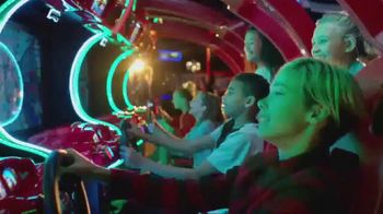 Dave and Buster's Super Power Card TV Spot, 'Play All Day'