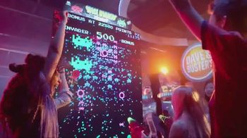 Dave and Buster's Super Power Card TV Spot, 'Play All Day' - Thumbnail 4