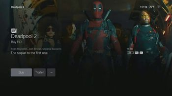 XFINITY On Demand TV Spot, 'X1: Deadpool 2' - Thumbnail 6
