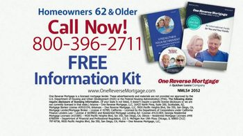 One Reverse Mortgage TV Spot, 'Government Insured' - Thumbnail 7