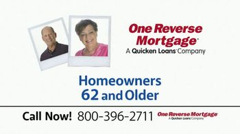 One Reverse Mortgage TV Spot, 'Government Insured' - Thumbnail 1