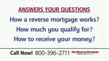 One Reverse Mortgage TV Spot, 'Government Insured' - Thumbnail 3
