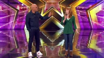 XFINITY X1 Voice Remote TV Spot, 'NBC: Vote for AGT' Feat. Howie Mandel - 400 commercial airings