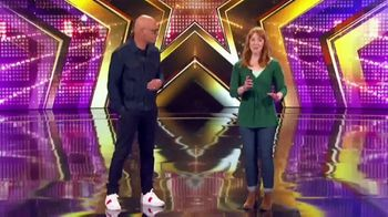 XFINITY X1 Voice Remote TV Spot, 'NBC: Vote for AGT' Feat. Howie Mandel - Thumbnail 2