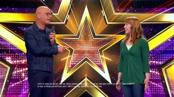 XFINITY X1 Voice Remote TV Spot, 'NBC: Vote for AGT' Feat. Howie Mandel - Thumbnail 7