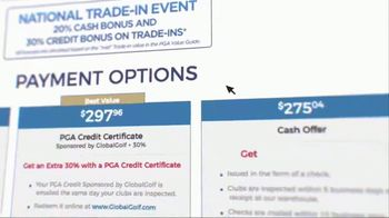 PGA Value Guide National Trade-In Event TV Spot, 'Upgrade' - Thumbnail 5