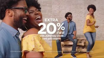 JCPenney TV Spot, \'Denim for Days\' Song by Redbone