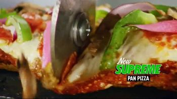 CiCi's Pizza Endless Pan Pizzas TV Spot, 'The Best Price' - Thumbnail 6
