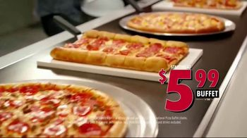 CiCi's Pizza Endless Pan Pizzas TV Spot, 'The Best Price' - Thumbnail 9