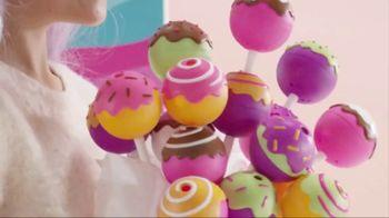 CakePop Cuties TV Spot, 'Pop, Squish, Play & Display' - Thumbnail 1