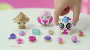 CakePop Cuties TV Spot, 'Pop, Squish, Play & Display' - Thumbnail 7