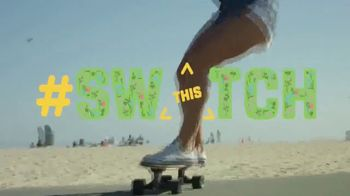 Swatch TV Spot, 'The Word Is Watching' Featuring Tia Blanco, Coco Ha - Thumbnail 2