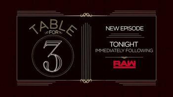 WWE Network TV Spot, 'Table for 3' - Thumbnail 10