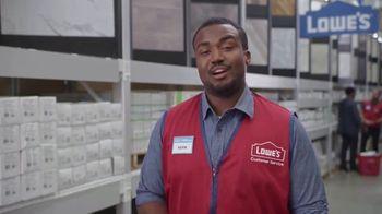 Lowe's TV Spot, 'The Moment: Latest Floor Styles' - Thumbnail 8