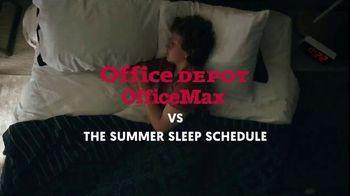 Office Depot OfficeMax TV Spot, 'Snooze Button' - Thumbnail 1