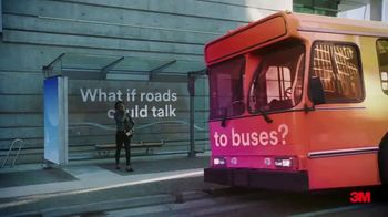 3M TV Spot, 'What If Roads Could Talk to Buses?' - Thumbnail 3