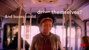 3M TV Spot, 'What If Roads Could Talk to Buses?' - Thumbnail 4