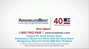 America's Best Contacts and Eyeglasses Designer Sale TV Spot, 'Runway' - Thumbnail 10