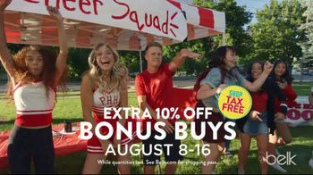Belk Make It Epic TV Spot, '2018 Back to School: Extra Discounts' - Thumbnail 3