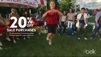 Belk Make It Epic TV Spot, '2018 Back to School: Extra Discounts' - Thumbnail 4