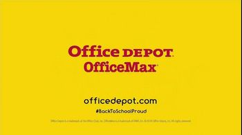 Office Depot OfficeMax TV Spot, 'Supplies They Need' - Thumbnail 10