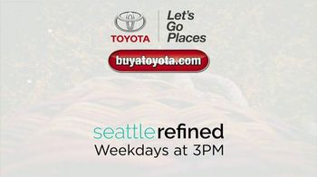 2018 Toyota Tundra TV Spot, 'KOMO 4: Seattle Refined' [T2] - Thumbnail 8